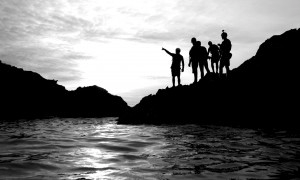 Coasteering Guide Training